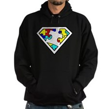 Autism is a Super Power Hoody
