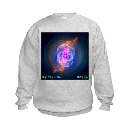 Wish Upon A Star Kids Sweatshirt