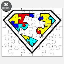 Autism is a Super Power Puzzle
