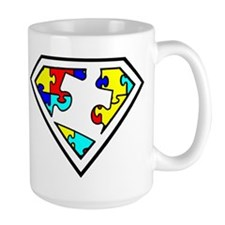Autism is a Super Power Mug