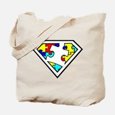 Autism is a Super Power Tote Bag