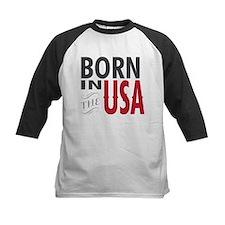 Born In The USA Baseball Jersey