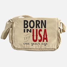 One Year Ago Messenger Bag