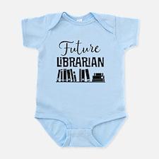 Future Librarian Books Body Suit