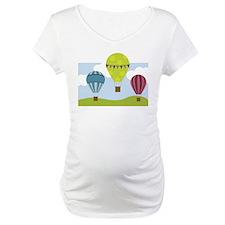 Hot Air Balloon Scene Shirt