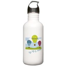 Up Up & Away Water Bottle