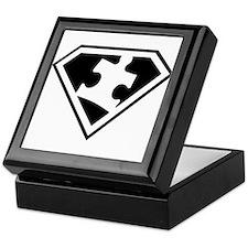 Autism is a Super Power Keepsake Box