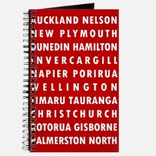 Red NZ Cities Journal