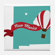 New Mexico Tile Coaster