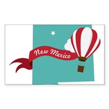 New Mexico Decal