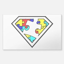 Autism is a Super Power Bumper Stickers