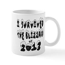 I Survived The Blizzard of 2013 Mug
