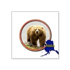Alaska! Sticker