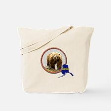 Alaska! Tote Bag