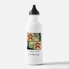 Timber Tails Pet Massage Water Bottle