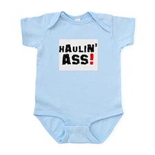 HAULIN ASS! Body Suit