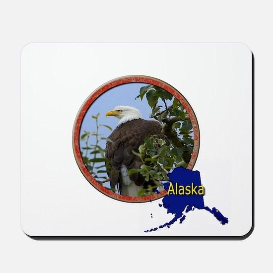 Alaska! Mousepad