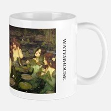 Hylas and Nymphs Wraparound Mug