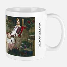 St Cecilia by Waterhouse Wraparound Mug