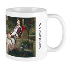 St Cecilia by Waterhouse Wraparound Mug