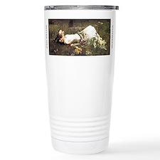 Ophelia by Waterhouse Wraparound Travel Mug