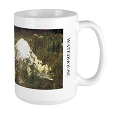 Ophelia by Waterhouse Wraparound Mug