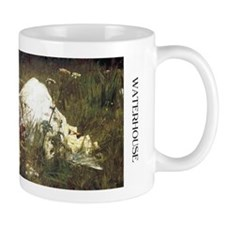 Ophelia by Waterhouse Wraparound Mug
