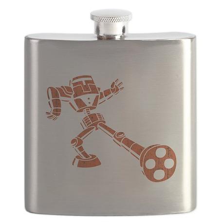Old School Robot Flask