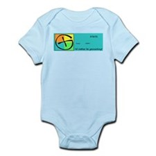 I'd rather be Geocaching! Body Suit