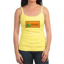 Geocachers do it in the woods! Tank Top