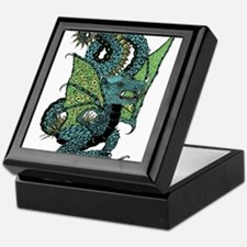 Wyvern Grotesque Keepsake Box