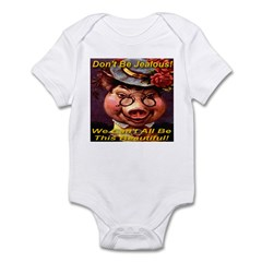 Beautiful Pig Infant Bodysuit