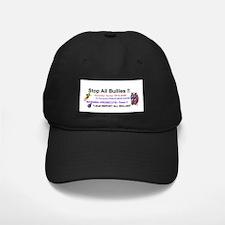 Stop All Bullies Baseball Hat