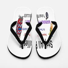 Stop All Bullies Flip Flops