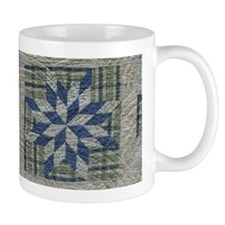 Texas Star Quilt Mug