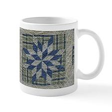 Texas Star Quilt Small Mugs