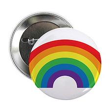 """Gay Rainbow 2.25"""" Button"""