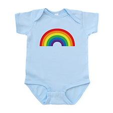 Gay Rainbow Body Suit