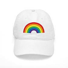 Gay Rainbow Baseball Baseball Cap