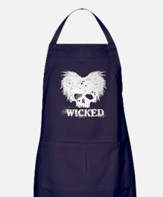 WICKED-BLACK Apron (dark)