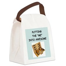 BACK Canvas Lunch Bag