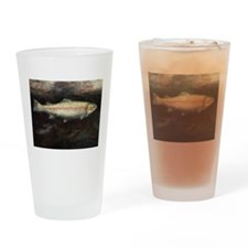 Trout Drinking Glass