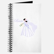 Bride (Black Hair) Journal