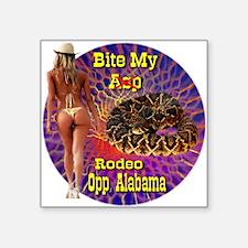 Bite My Asp Rattlesnake Rodeo Opp Alabama Square S