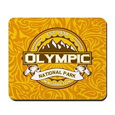 Olympic Goldenrod Mousepad