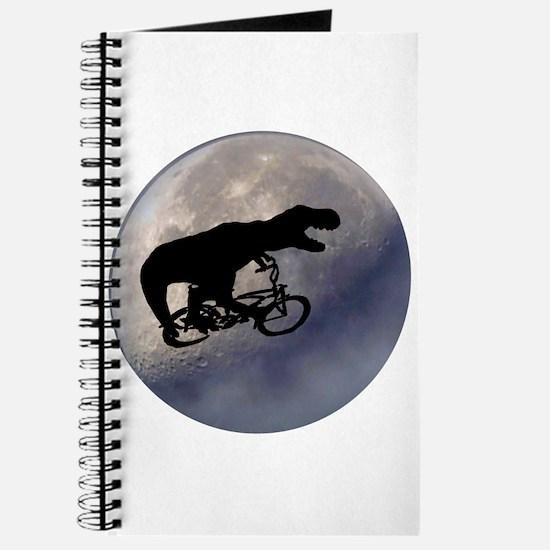 T-Rex vintage moon Journal