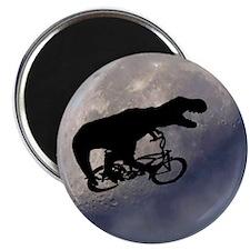 "T-Rex vintage moon 2.25"" Magnet (10 pack)"