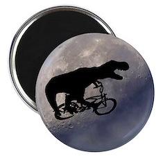 "T-Rex vintage moon 2.25"" Magnet (100 pack)"