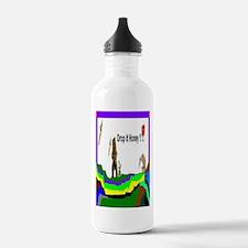 Drop It Honey Water Bottle