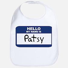 Hello: Patsy Bib
